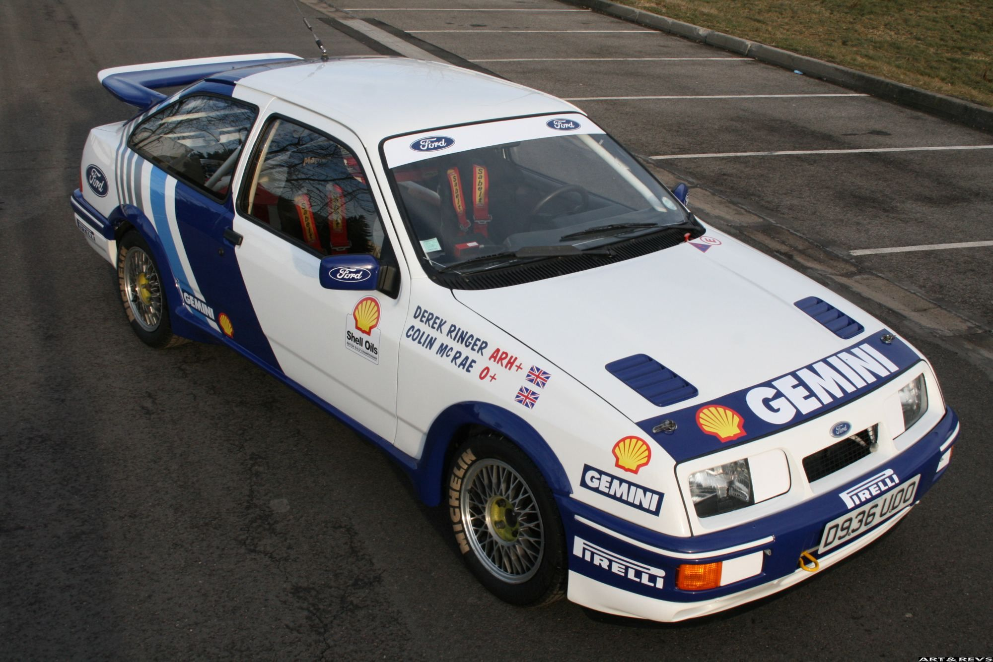 Atm sport ltd escort cosworth rally group a gearbox kit