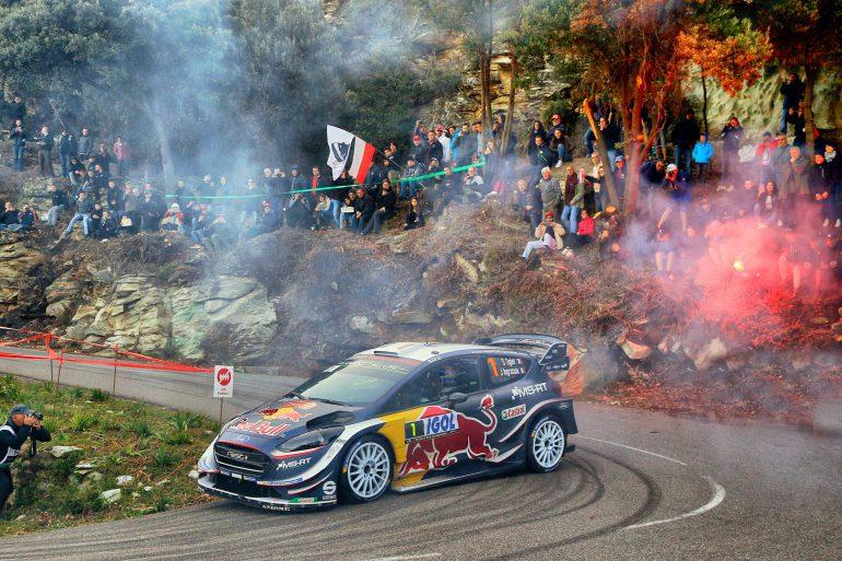 Korsika 2018 - Ogier võitis kindlalt