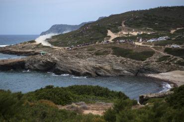 Sardiinia ralli keerulised teeolud