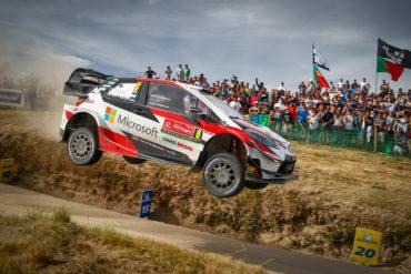Tänak Portugalis Fafe hüppel