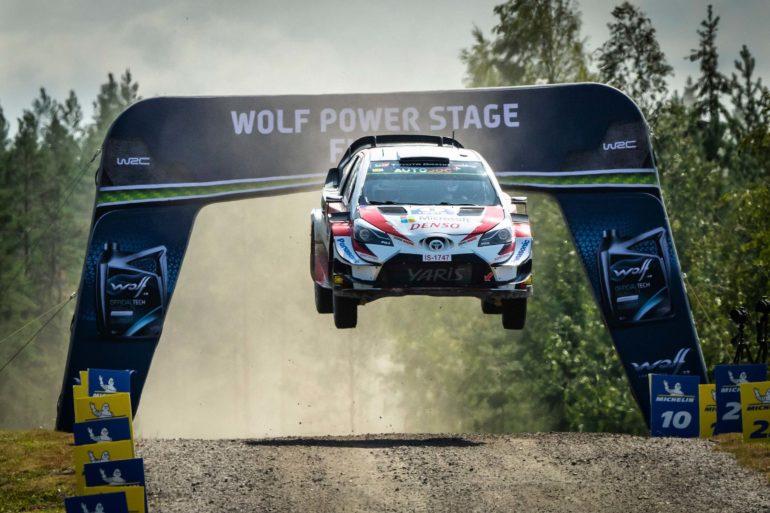 Tänaku meisterlik sõit Soomes 2019